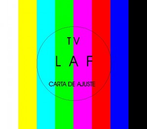 Barras color TV